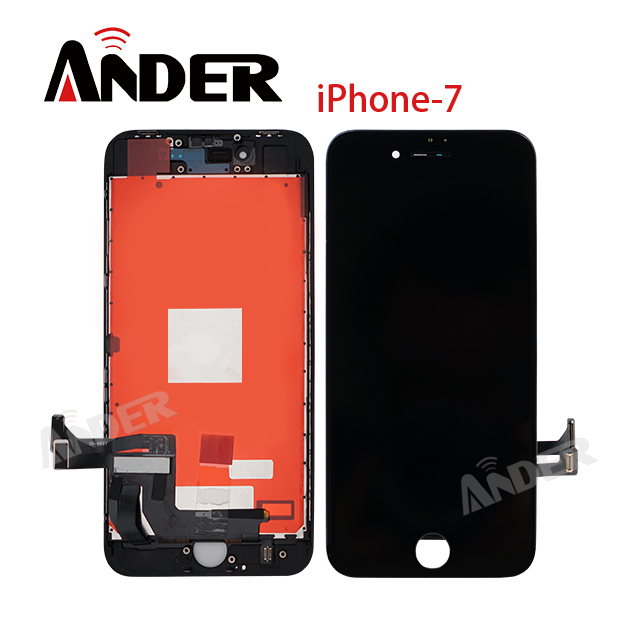 iPhone 7 LCD Digitizer 3D Touch Screen Black